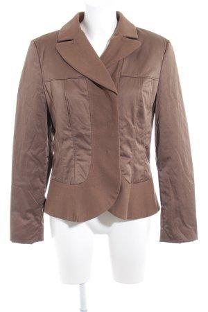 Blacky Dress Kurtka przejściowa brązowy W stylu casual