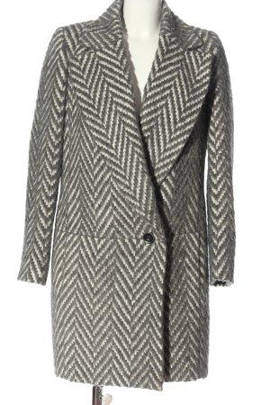 Blacky Dress Cappotto mezza stagione grigio chiaro-bianco stampa integrale