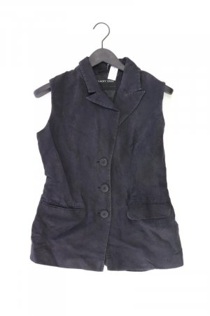 Blacky Dress Gilet noir viscose