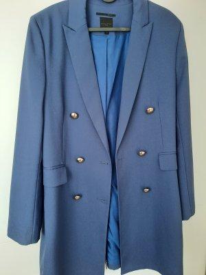 Silvian heach Klassischer Blazer azul