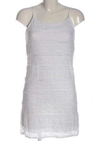 Blanc du Nil Mini-jurk wit elegant