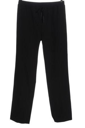Blanche Spodnie materiałowe czarny W stylu casual