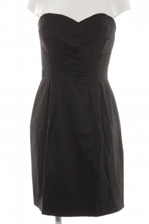 Blanco Bustier Dress black elegant