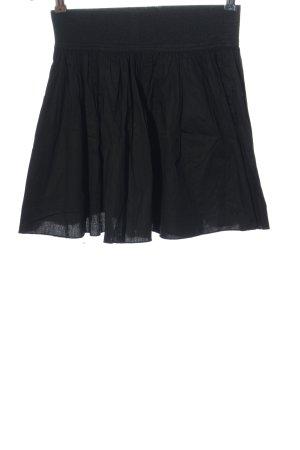 Blanco Flared Skirt black casual look
