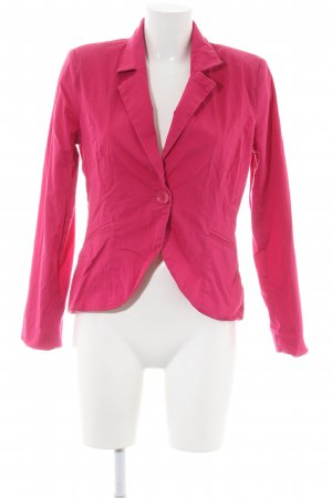 Blanco Jerseyblazer pink Business-Look