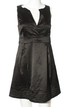 Blanco Sukienka mini czarny Elegancki