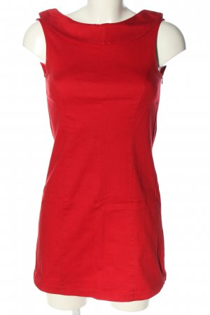 Blanco Mini Dress red elegant