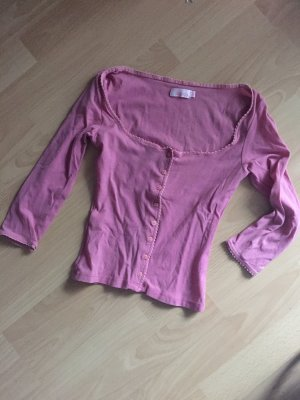 Blanco Shirtbody roze