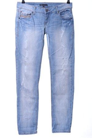 Blanco Slim Jeans blau Casual-Look