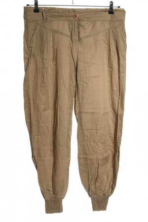Blanco Jersey Pants brown casual look