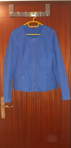 Edc Esprit Traje de negocios azul acero