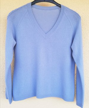 Madeleine Wollen trui lichtblauw