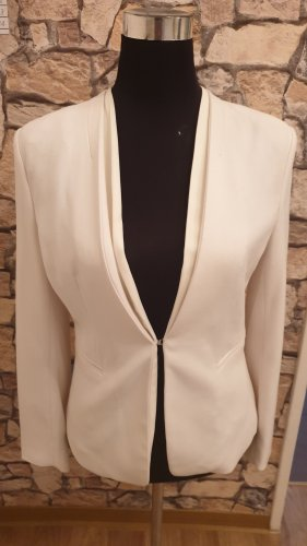 Woman for H&M Sweat Blazer white