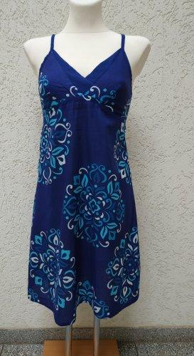 Aller Simplement Off-The-Shoulder Dress multicolored