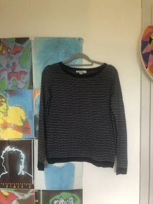 Blau gestreifter H&M Pullover