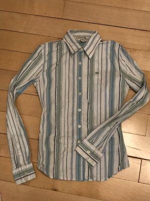 Blau gestreiftes Hemd von Polo Jeans in S