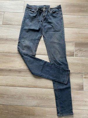 All Saints Skinny jeans veelkleurig Katoen