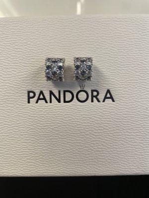 Pandora Ciondolo argento-blu scuro