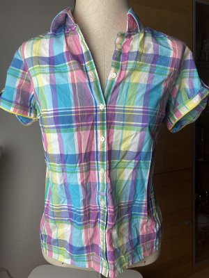 Tommy Hilfiger Short Sleeved Blouse multicolored