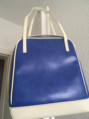 Blau Royal  Schultertasche/Handtasche Valentino di Mario