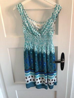Blau-Türkises kleid von lavand