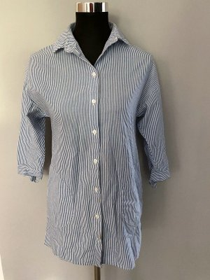 Blau/weiß gestreifte Bluse / Hemd von befree, Gr. XXS / XS