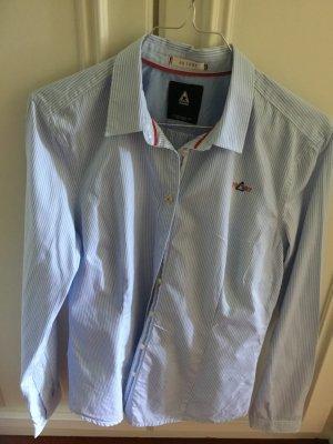 Blau weiß gestreifte Bluse von Gaastra