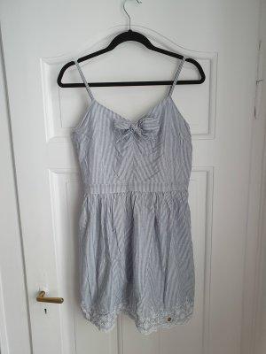 Blau weiß gestreiftes Kleid von Superdry