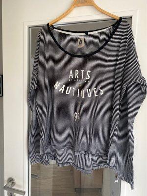 Blau weiß gestreiftes Shirt von Gaastra