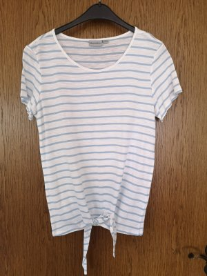 Blue Motion T-shirt bianco-azzurro