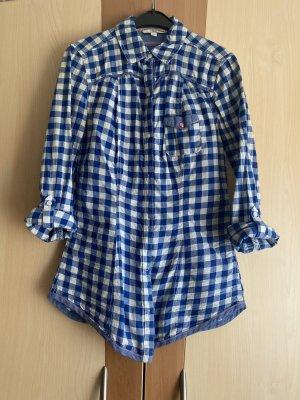 Tally Weijl Blusa de manga larga blanco-azul