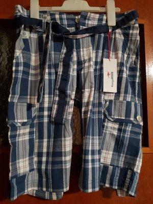 Kangaroos Shorts white-dark blue
