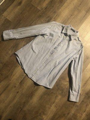Blau-Weiße Bluse/Hemd von Brandy Melville