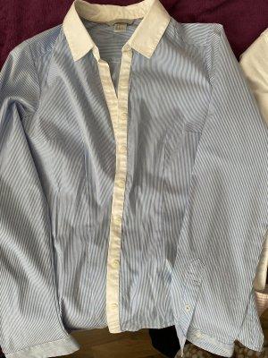 Blau- Weißes Hemd