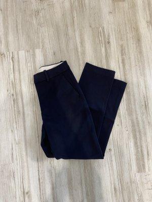 Blaue Anzughose