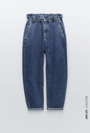 Zara Baggy Jeans multicolored