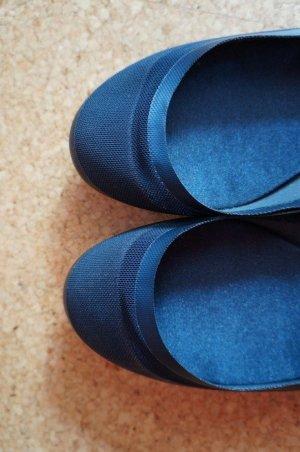 Blaue Ballerinas von Stella McCartney