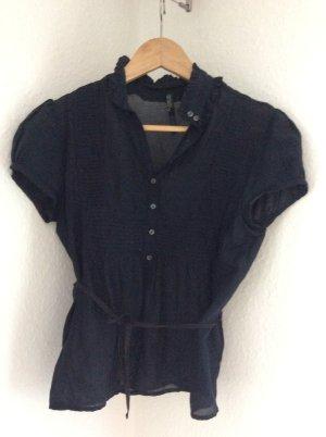 Blaue Bluse von Ralph Lauren Größe 36