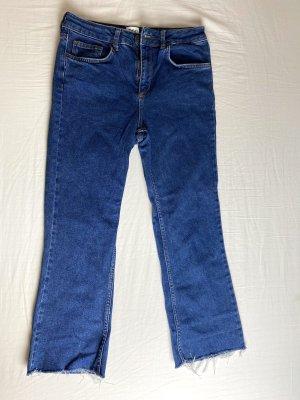 Urban Outfitters Vaquero estilo zanahoria azul