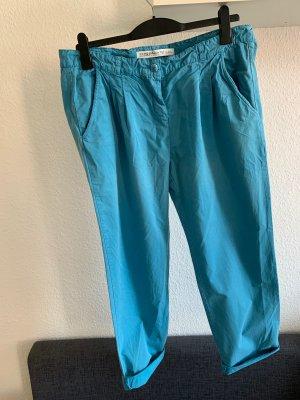blaue Chino, Zara, Größe 44