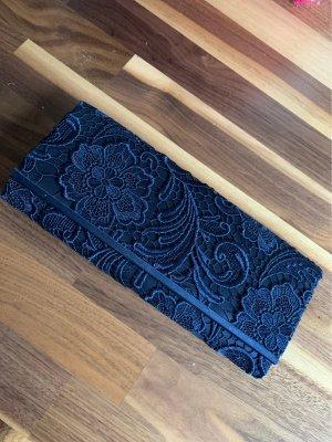 Accessorize Clutch blue-dark blue