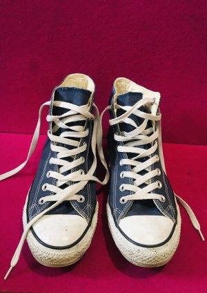 Converse Lace-Up Sneaker dark blue