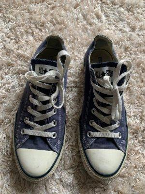 Blaue Converse All Star Grösse 41