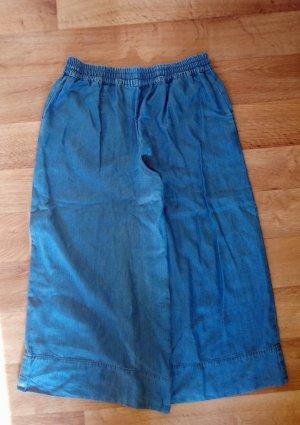 armedangels Pantalone culotte azzurro-blu