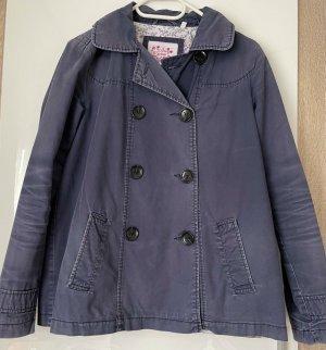 C&A Marynarska kurtka ciemnoniebieski-niebieski