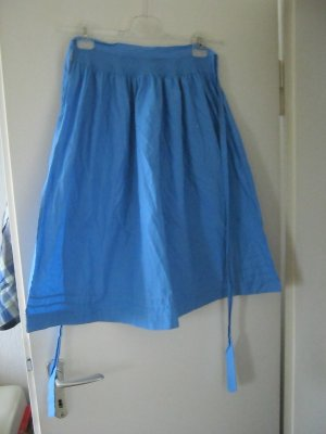 Traditional Apron steel blue