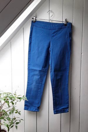 Blaue dreiviertel Hose von Pieces