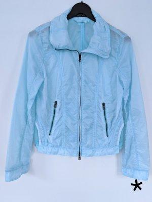 Blaue, dünne Jacke von Marc Cain
