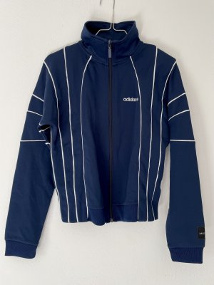 Blaue EQT Jacke von Adidas