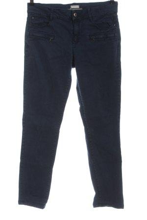 Esprit Jeans 7/8 bleu-bleu acier coton